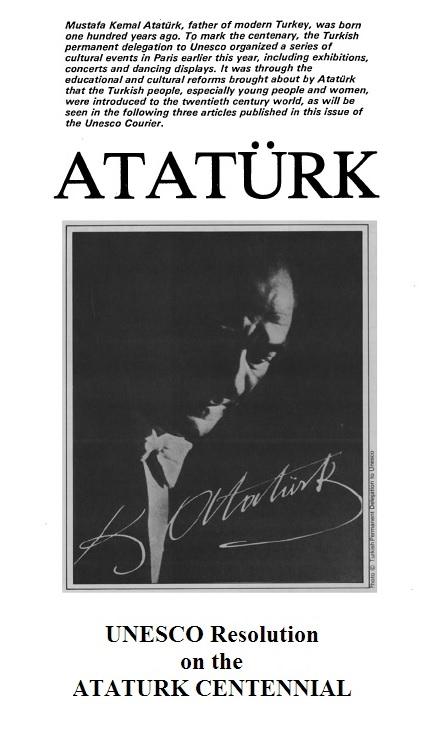 Unesco Ataturk 1