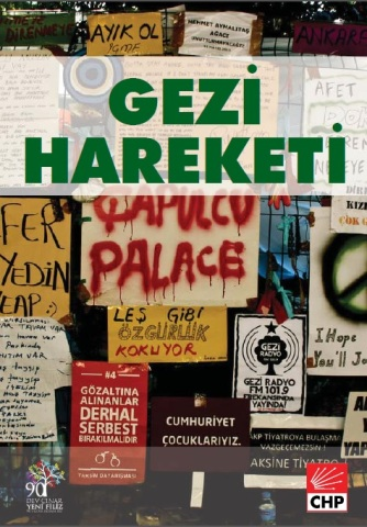 Gezi Hareketi CHP BKYP