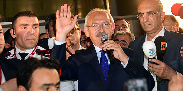 DHA Photo KKilicdaroglu