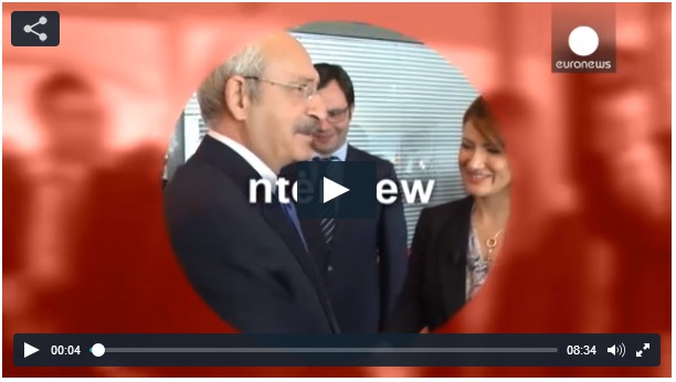 - Watch - CHP President Kılıçdaroğlu: In our goverment Turkey's EU membership process will advance rapidly