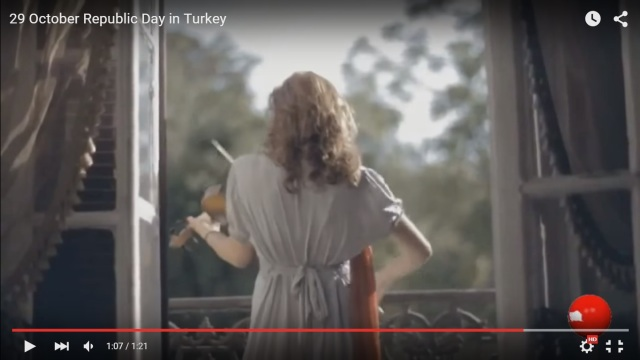 Turkish Republic Day Video